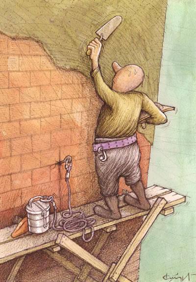 Kürşat Zaman. Uluslararası  İnşaat Kazaları Karikatür Yarışması – Prof. Atila Özer Onur Ödülü.<br />Kaynak: kursatzaman.blogspot.com.tr/  [Erişim: 20.06.2015]</p>