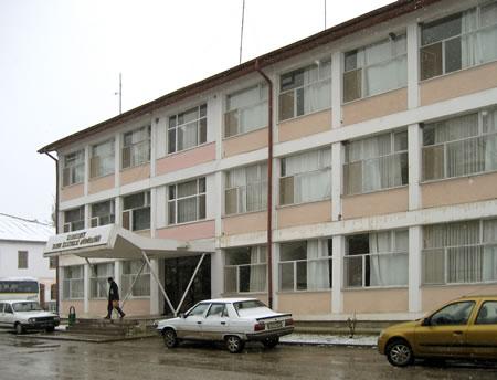10. Yeni idari bina