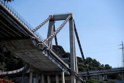<p><strong>10.</strong> Çelik kullanılarak güçlendirilmiş  öngermeli betonarme askılar</p>