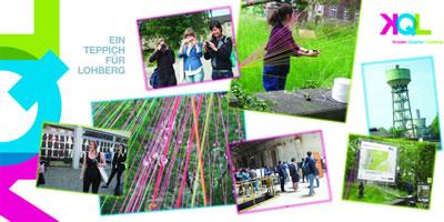 <p><strong>10a.</strong> &ldquo;Ein Teppich für Lohberg&rdquo; (Lohberg için bir Halı) temalı  çalıştayın sonuç ürünlerinin yayınlandığı kitapçıktan görseller<br />Kaynak: RAG, Montan Immobilien, Satdt Dinslaken, 2013, KQL,  Kreativ.Quartier Lohberg: Ein Teppich für Lohberg. </p>