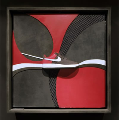 <p><strong>10c. </strong>Nike 1960,  Roma, 2008. <br />Kaynak: http://sneakhype.com/kicks/2009/09/nike-1960-temporary-store-in-rome.html, [Erişim: 09