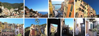<p><strong>11.</strong> Riomaggiore kasabasına ait yere  özgü durumlar</p>