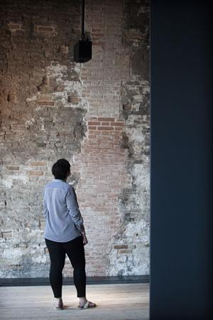 Candaş Şişman, Sonicfield-01, 2014 Fotoğraf: Italo Rondinella