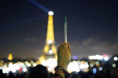 Fotoğraf: Charles Platiau, Reuters Kaynak: www.nydailynews.com