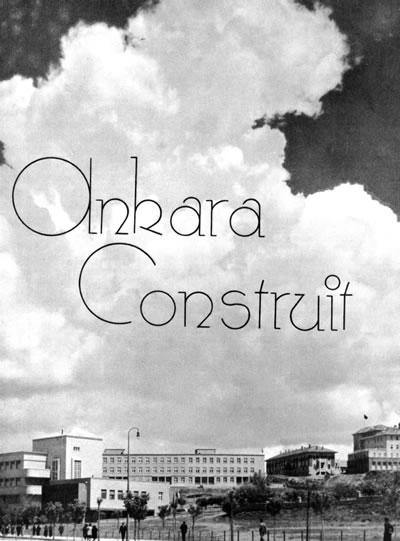 <p><strong>1. </strong>&ldquo;Ankara&rsquo;nın İnşası&rdquo;<br />Kaynak: <strong>La Turquie Kemaliste </strong>1937, sayı:20</p>