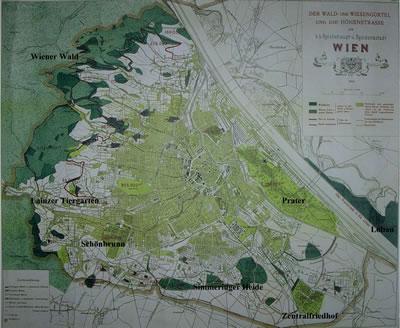 <p><strong>1. </strong>Viyana&rsquo;daki yeşil kuşak,1905 <br />Kaynak: www.boku.ac.at/  [Erişim: 01.12.2015]</p>