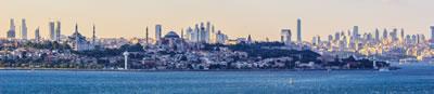 <p><strong>1. </strong>Sirkeci Açıklarından İstanbul Silüeti<br />  Kaynak: https://en.wikipedia.org/wiki/Istanbul [Erişim:  30.11.2015]</p>