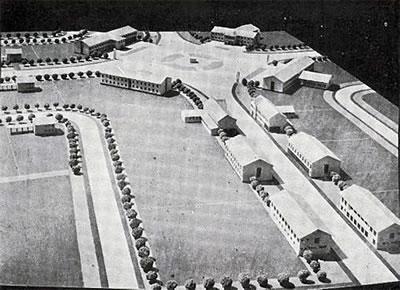 <p><strong>Resim 1.</strong> Erzurum Cumhuriyet Meydanı ve Cumhuriyet Caddesi  Maket Görüntüsü<br />  Kaynak:  Belediye Dergisi, 1939 dan aktaran Karakaya, 2011.</p>