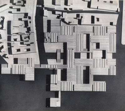 <p><strong>12.</strong> Venedik Hastanesi, 1965, Corbusier</p>