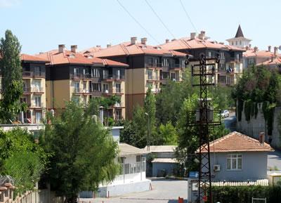 12. Göktürk yerleşiminden görüntüler