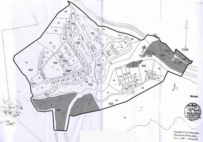 <p><strong>12.</strong> 25.04.2007 gün ve 431 sayılı tescil  kararının koruma alanı sınırını gösteren eki, gri ile belirtilen ada ve  parseller 3.10.2009 gün ve 1425 sayılı karar doğrultusunda tescilden  düşürülmüştür.<br />  Sivas  Kültür Varlıklarını Koruma Bölge Kurulu Arşivi</p>