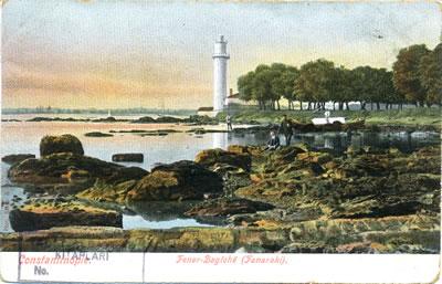 <p><strong>1.</strong> Fenerbahçe Feneri<br />   Kaynak:  İBB Atatürk Kitaplığı Arşivi, no: Krt 001883. </p>