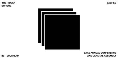 <p><strong>1.</strong> 28-30  Eylül 2019 tarihinde 42.si düzenlenen EAAE Konferansı ve Genel Kurulu afişi<strong></strong><br />   Kaynak: URL1.</p>