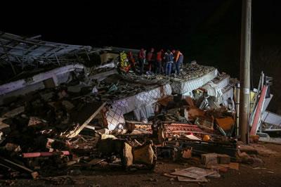 """<p><strong>1.</strong> """"Elazığ da  6.8 Büyüklüğünde Deprem"""", yeşilgazete, 25 Ocak 2020.<strong></strong><br />Kaynak: https://yesilgazete.org/blog/2020/01/25/elazigda-6-8-buyuklugunde-deprem/"""