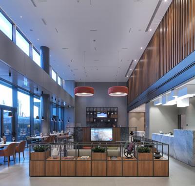 <p><strong>12b.</strong> Otel lobisinden kareler<br />   Fotoğraf: Cemal Emden</p>