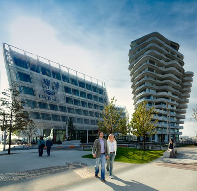 13. Unilever Binası- Hafencity, Hamburg (Kaynak: Roberto Hegeler, 2010)