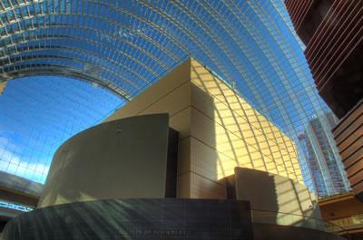 13. Kimmel Sanat Merkezi, Rafael Vinoly, Philadelphia, 2001 (Kaynak: URL9)