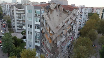 <p><strong>1. </strong>Depremin  ardından bazı yapılar oldukça sağlam kalırken hatalı inşa uygulaması yapılmış  yapılar ise ciddi hasara uğruyor</p>