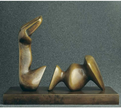 <p><strong>1.</strong> Mimarlık Ödülü, 1979 <br /> Kaynak: Henry Moore Vakfı, LH  756 cast 0 </p>