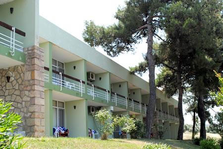 Resim 14. Çanakkale Tusan Motel, konaklama birimleri, 2010 (Kaynak: Tuna Ultav Arşivi)