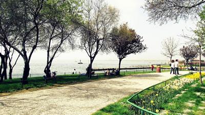 <p><strong>14.</strong> Fenerbahçe parkı görünüm, 2016.<br />Kaynak: http://gezginemre.blogspot.com.tr/2013/04/fenerbahce-park.html [Erişim: 01.11.2017]