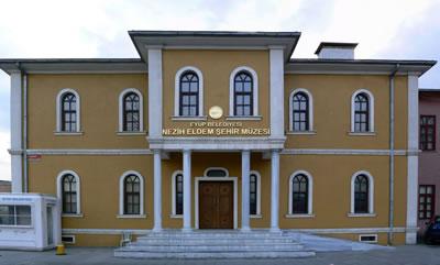 <p><strong>15.</strong> 2009 yılına kadar varlığını  sürdürebilmiş, Eyüp te bulunan Nezih Eldemin adının verildiği müze</p>