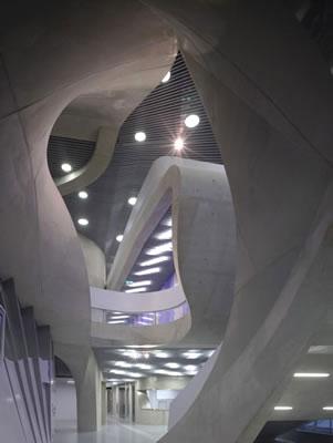 17. Müzik Tiyatro, UN Studio, Graz, 2009. (Kaynak: URL13)