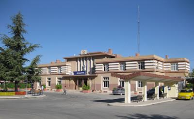 1. Malatya İstasyonu