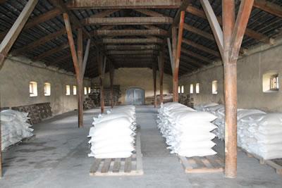 <p><strong>17b.</strong> TMO  tarafından tahıl deposu olarak kullanılan yapılar<strong></strong></p>