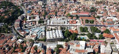 Hanlar Bölgesi, Bursa