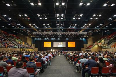 25. UIA Durban 2014 Dünya Mimarlık Kongresi Açış Töreni Fotoğraf: Luca Barausse