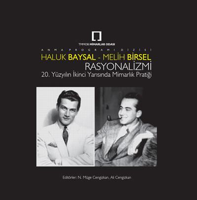 <p>N. Müge Cengizkan, Ali  Cengizkan, (ed.) 2017, Mimarlar Odası  Yayınları, Anma Programı Dizisi, Ankara; 136 sayfa.</p>