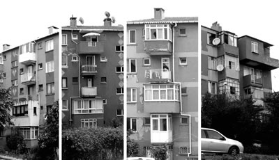 <p><strong>1a.</strong>Tozkoparan  Mahallesinde yapıların dönüşümü<br />   Fotoğraflar: Şebnem Şoher</p>