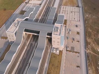 <p><strong>20.</strong> Bozüyük Yüksek Hızlı Tren Garı <br /> Kaynak: TCDD, 2021</p>