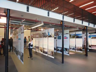 <p><strong>2. </strong>Mimarlık Okulları Poster Sergisi</p>