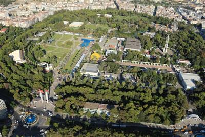 <p><strong>2. </strong>Kültürpark alanı hava fotoğrafı</p>