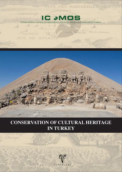 <p><strong>2.</strong><em> Conservation  of Cultural Heritage in Turkey</em></a> , 2016 yılında Ege Yayınları  tarafından yayımlandı. </p>