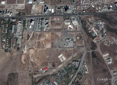 <p>Bilkent Şehir Hastanesi hava  fotoğrafı, 10.10.2013</p>