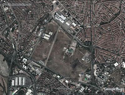 <p><strong>2.</strong> Etlik Şehir Hastanesi hava fotoğrafı,  11 Ekim 2013</p>