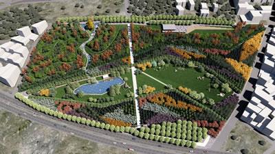 """<p><strong>2.</strong> İstanbul  Büyükşehir Belediyesinin kendi sitesinde 20 Haziran 2018 tarihinde yayımlanan  bir habere göre İstanbulda 5 farklı millet bahçesi yapılması planlanıyor.  Atatürk Havalimanı alanına ek olarak Başakşehir (Kayaşehir Kayapark), Pendik  (Koru Park) ve Beşiktaş (Maslak TOKİPARK) olmak üzere 3 farklı projeden de  bahsediliyor. Haberde kullanılan görselin hangi park olduğuna ilişkin ise bir  bilgi bulunmuyor.<br />Kaynak: """"İstanbula 5 Millet Bahçesi"""", http://ibbtube.istanbul/istanbula-5-millet-bahcesi/"""