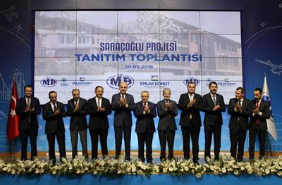 <p><strong>2.</strong> Ankara kent merkezinde rant getirisi  oldukça yüksek olan Saraçoğlu Mahallesinin kentsel dönüşüm projesine uzun  yıllardır ilgili meslek odalarınca karşı çıkılmakta.</p>