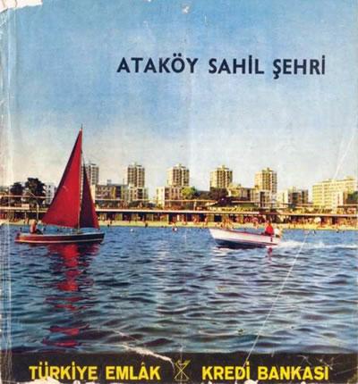 <p><strong>2.</strong> Ataköy de halka açık plaj ve parklar  1960 lı yıllar</p>