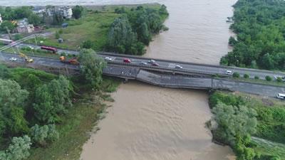 <p><strong>2.</strong> 2018 yılında  Ordu da yaşanan ve ulaşım altyapısına ciddi zarar veren su taşkını<br />   Kaynak:  trhabertv.com/cumhurbaskani-erdogan-cevizdere-koprusu-3-4-ay-icinde-yeniden-yapilacak-6275h.htm</p>