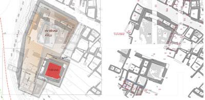 <p><strong>2.</strong> Aşıklı  Höyük HV+T Koruma Yapısı Yerleşim Planı<br />   Kaynak: Atölye Mimarlık</p>