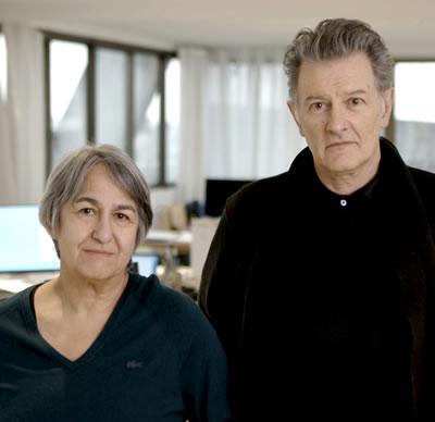 <p><strong>2.</strong> Anne  Lacaton ile Jean-Philippe Vassal <br /> Fotoğraf:  Laurent Chalet<br />