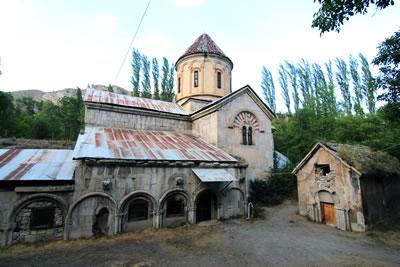 <p><strong>2.</strong> Haho Manastır Kilisesi ve Şapeli, Bağbaşı / Tortum / Erzurum, 2019</p>