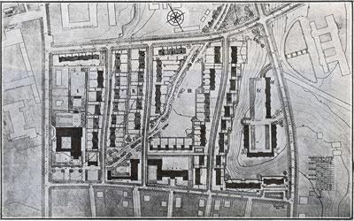 2. Saraçoğlu Mahallesi'nin Planı
