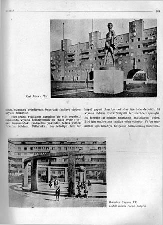 <p><strong>2. </strong><em>Arkitekt</em> dergisinden  Samih Saim [Akkaynak]&rsquo;ın Yazısı.<br /> Kaynak: [Akkaynak], 1931.</p>