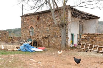 <p><strong>2.</strong> Ahır<br />  Kaynak: Güleryüz,  2012</p>