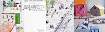 <p><strong>2.</strong> Kayseri  Şubesi&rsquo;nin çalışmalarından &ldquo;Ev, Mekân, Sokak&rdquo; temalı çalışma<br />Kaynak: Mimarlar Odası Kayseri Şubesi  Çocuk ve Mimarlık Komisyonu, 2009</p>
